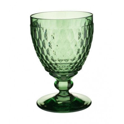 Бокал для вина 132 мм зеленый VILLEROY & BOCH