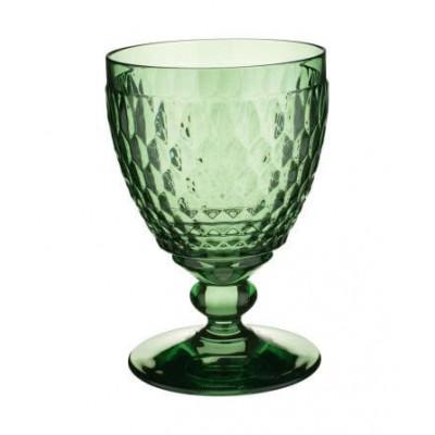 Бокал для вина/воды 144 мм зеленый VILLEROY & BOCH