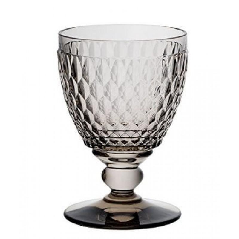 Бокал для вина/воды 144 мм серый VILLEROY & BOCH