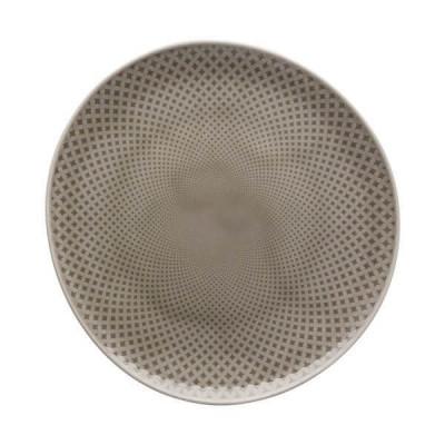 Тарелка салатная 22 см JUNTO PEARL GREY