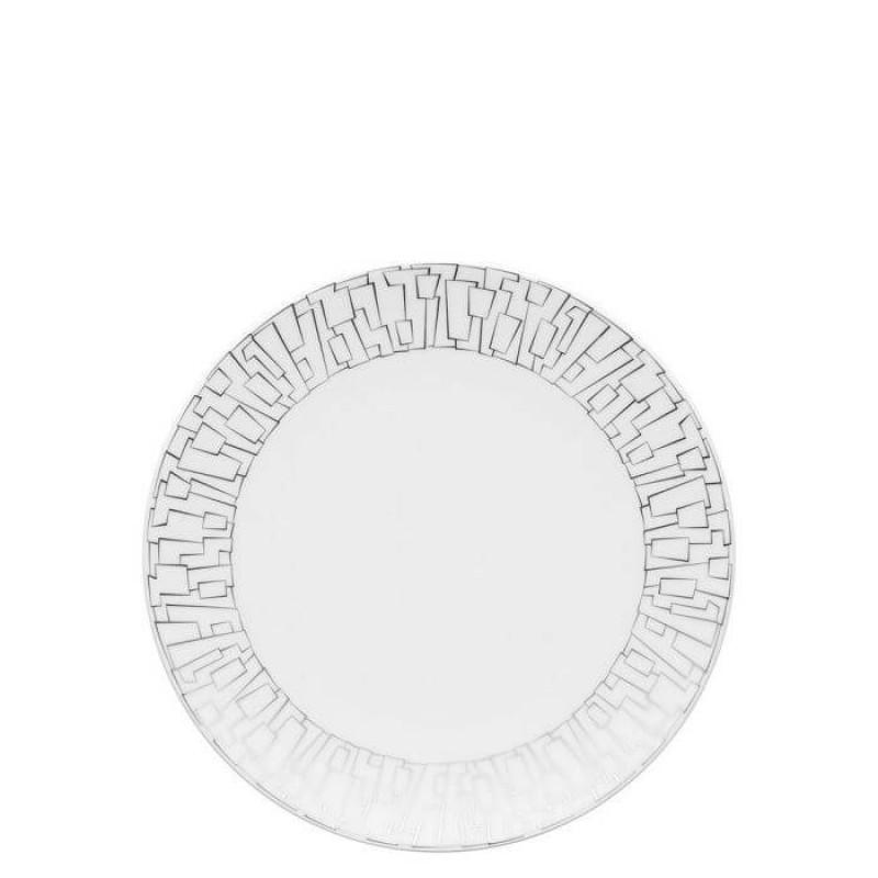 Тарелка салатная 22 см TAC 02 Skin Platinum