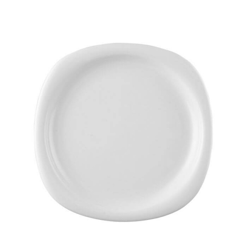 Тарелка 26см WHITE SUOMI