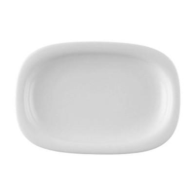 Блюдо овальное 33 см WHITE SUOMI
