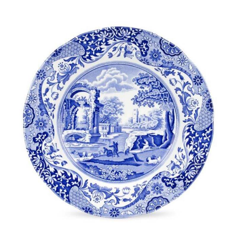 Тарелка 27см Blue Italian