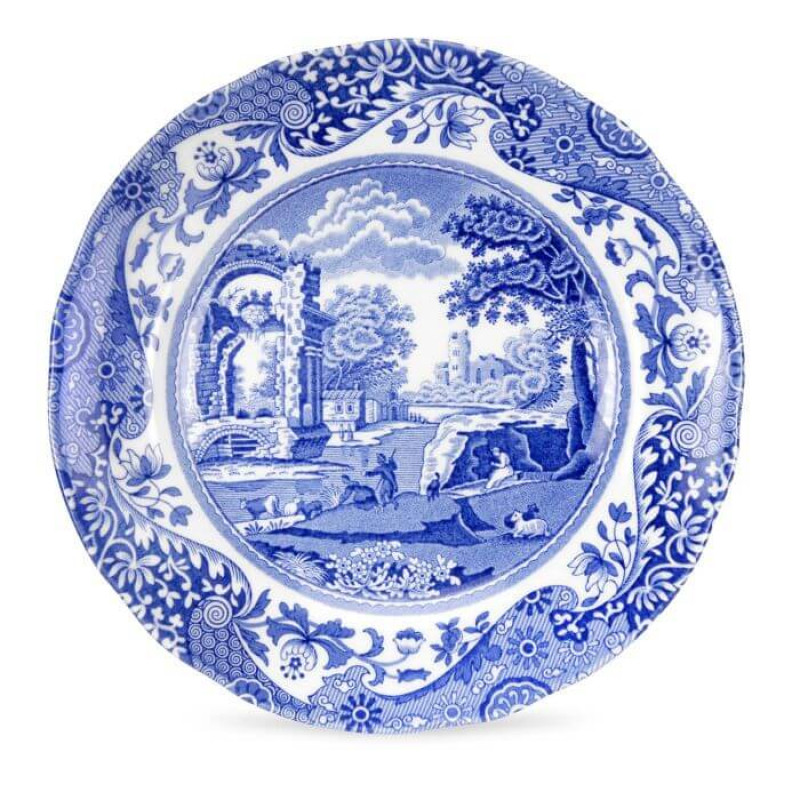 Тарелка 15см Blue Italian