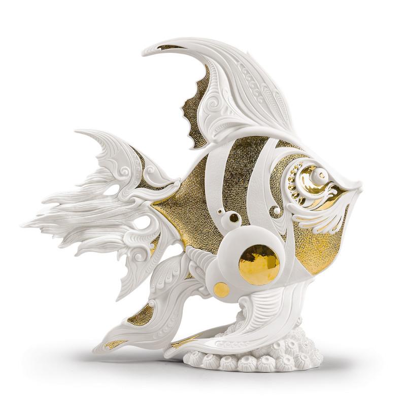 Статуэтка Рыба-ангел Lladro 01002011