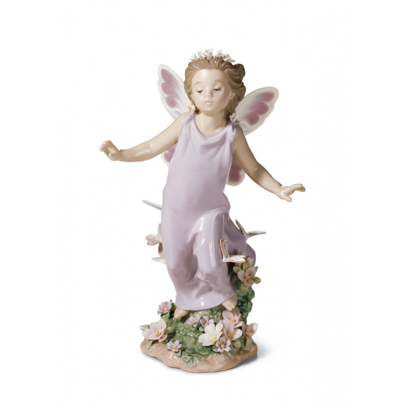 Статуэтка Крылья бабочки Lladro 01006875
