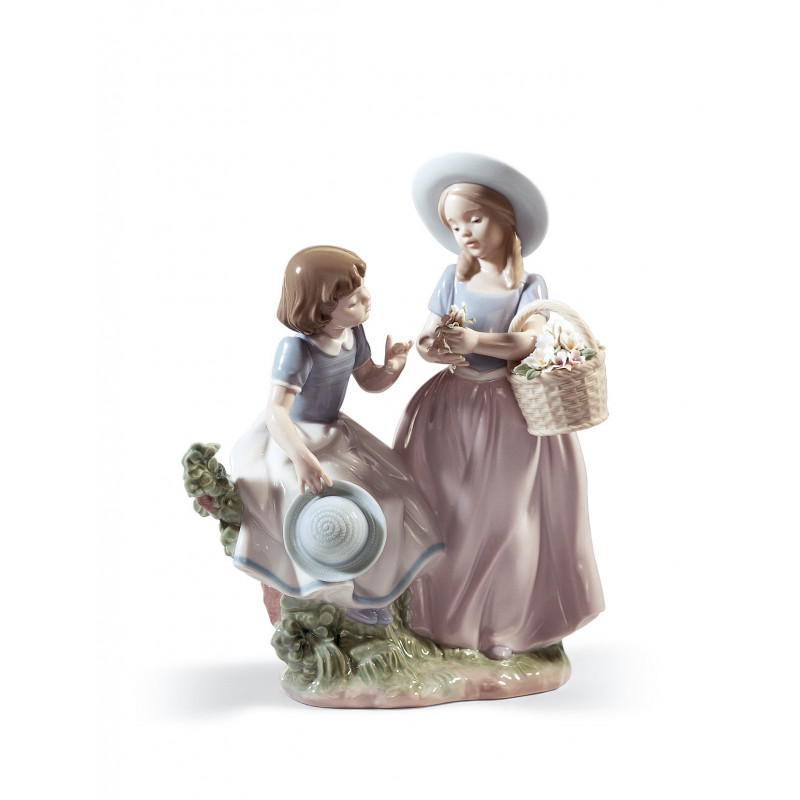 Статуэтка Подружки Lladro