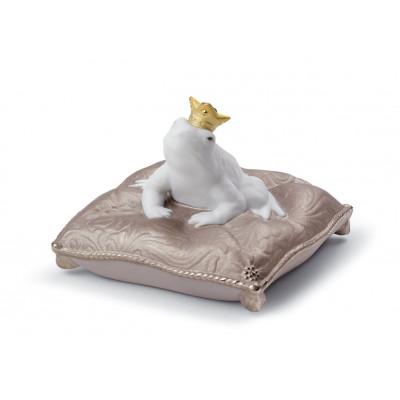 Статуетка Зачарованный принц-лягушка Lladro 01007188