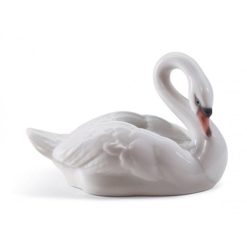 Статуэтка Элегантный лебедь Lladro 01008271