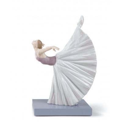 Статуэтка Балерина Жизель Арабеска Lladro 01008475