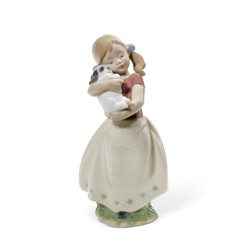 Статуэтка Мой милый маленький щенок Lladro 01008531
