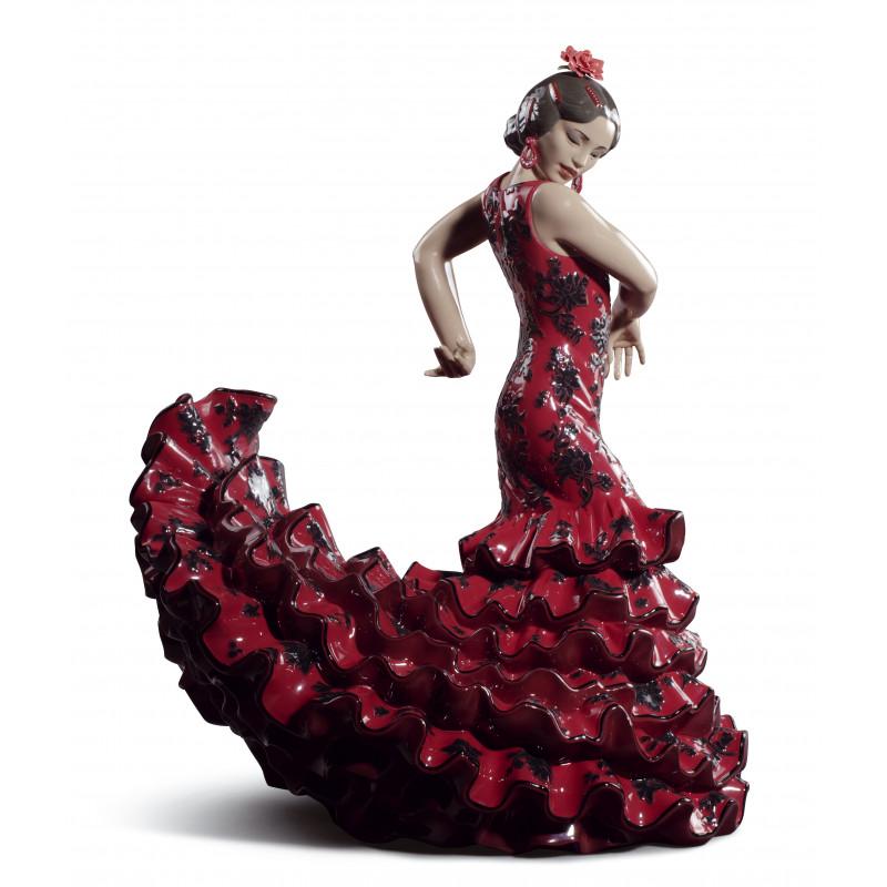 Статуэтка Танцовщица Фламенко Lladro 01008765