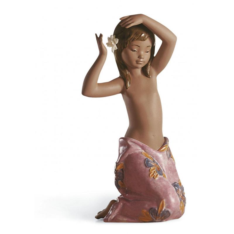Статуэтка Тропический цветок Lladro 01012385