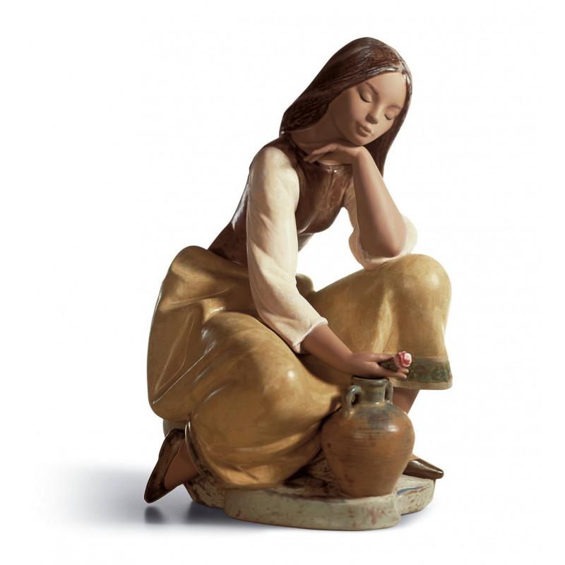 Статуэтка Девушка у воды Lladro 01013525