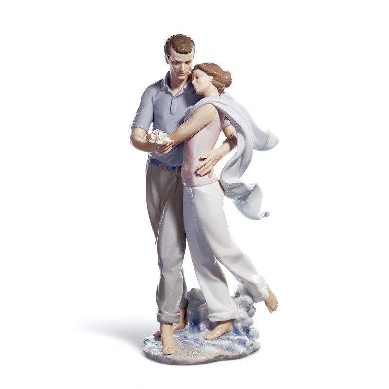 Статуэтка Ты для меня-все Lladro 01006842