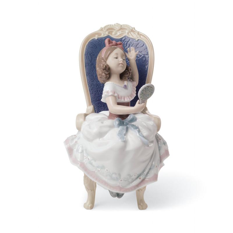 Статуэтка В ожидании моего любимого Lladro 01008384