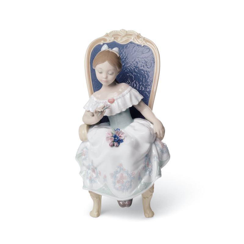 Статуэтка Подарок от моего возлюбленного Lladro 01008395