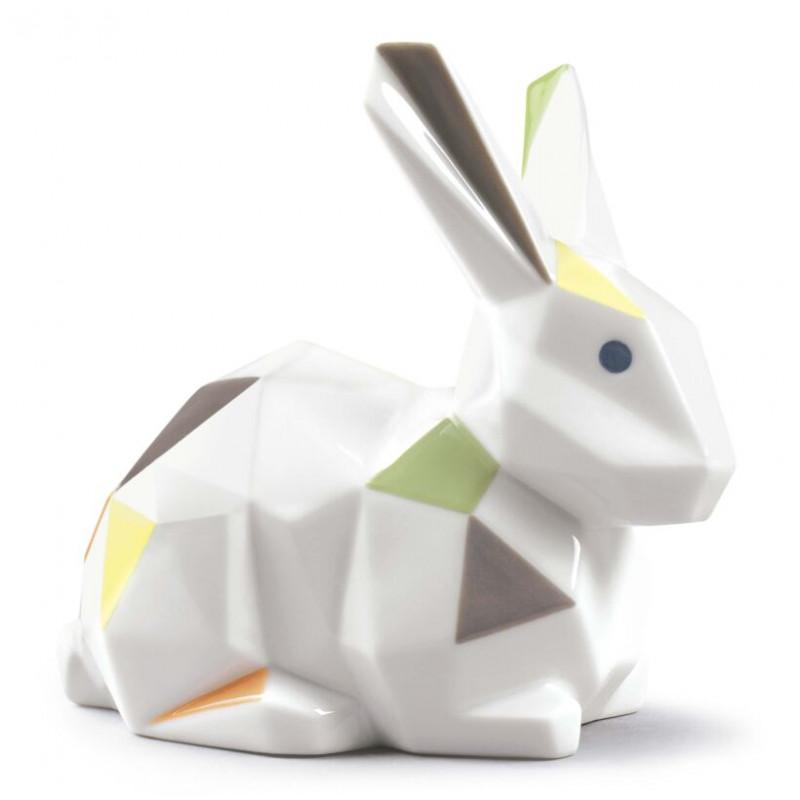 Статуэтка Кролик оригами Lladro 01009264