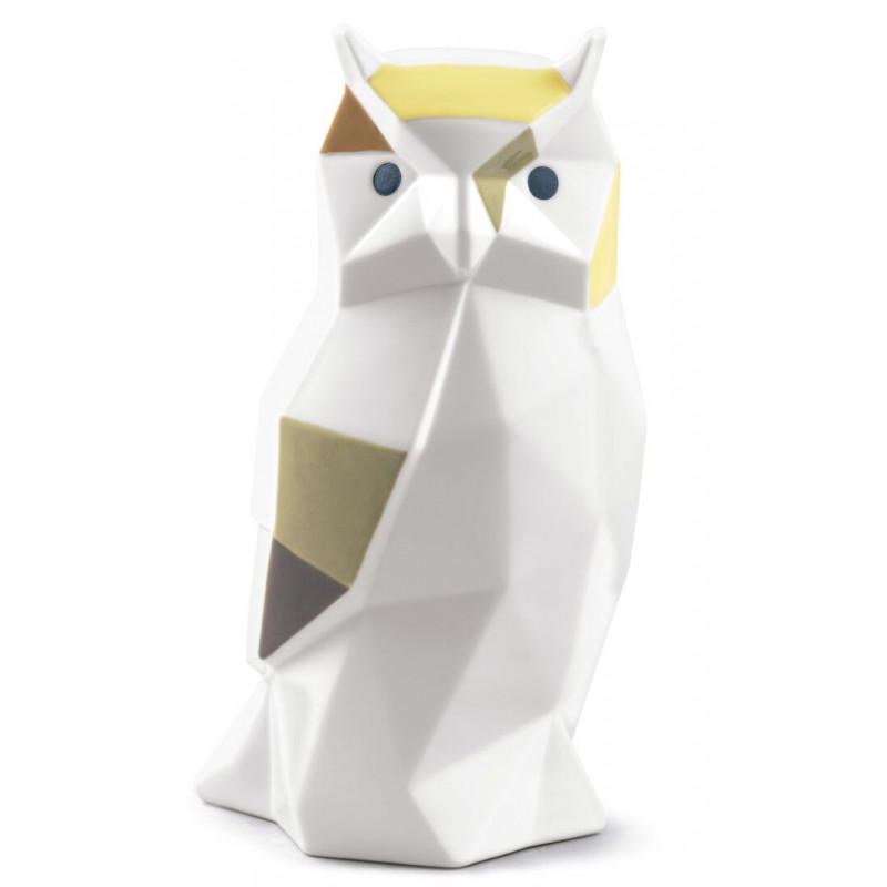 Статуэтка Сова оригами Lladro 01009265