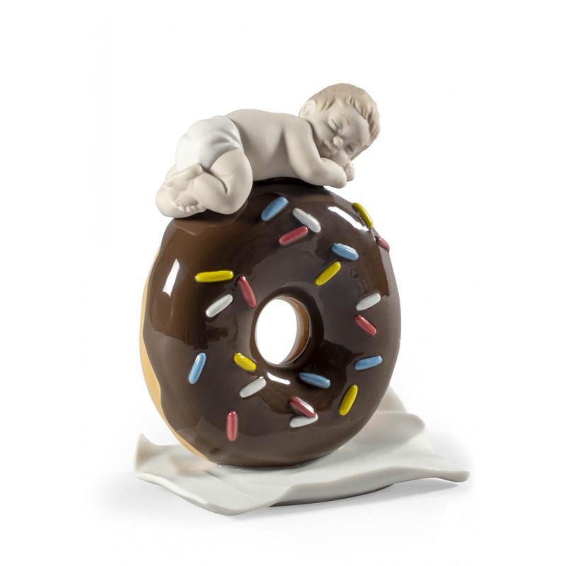 Статуэтка Моя сладкая конфетка Мальчик Lladro 01009375