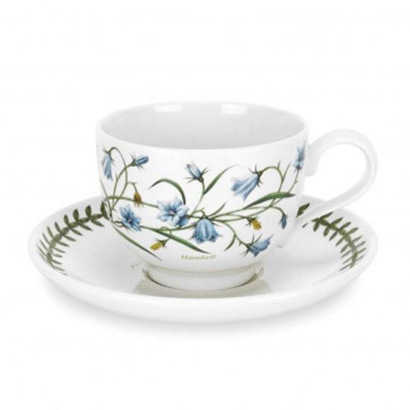 Чашка для чая с блюдцем   Botanic Garden