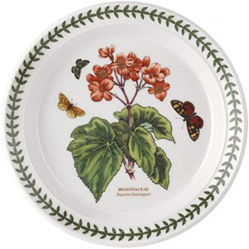 Тарелка Botanic Garden