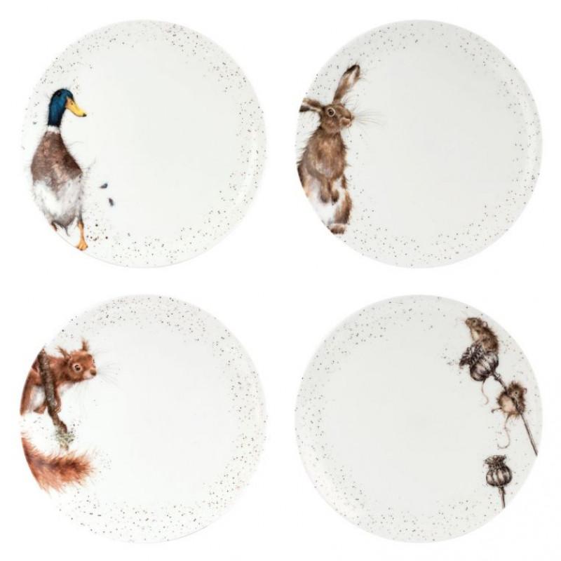 Тарелка обеденная 27см Wrendale Designs