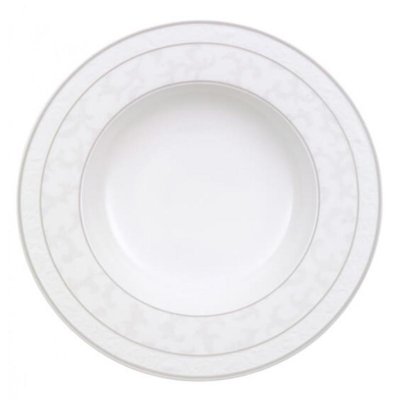 Тарелка глубокая 24 см  Gray Pearl  VILLEROY & BOCH