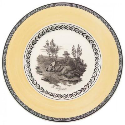Тарелка салатная 22 СМ AUDUN CHASSE VILLEROY & BOCH