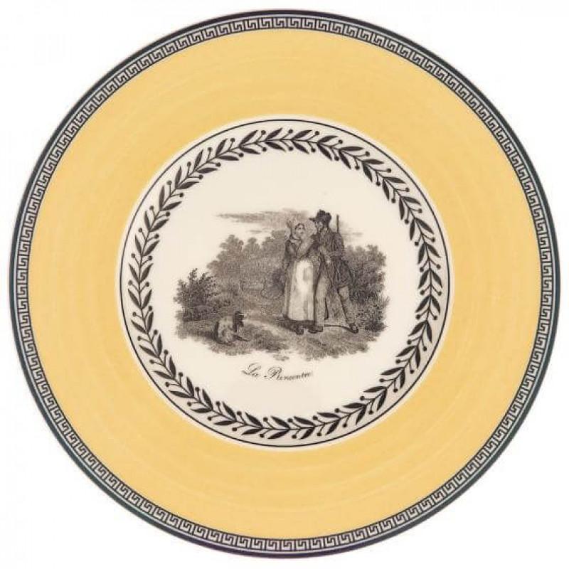 Тарелка пирожковая 16 СМ AUDUN CHASSE VILLEROY & BOCH