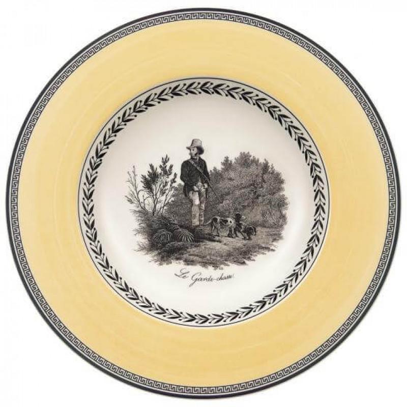 Тарелка для супа 24 СМ AUDUN CHASSE VILLEROY & BOCH