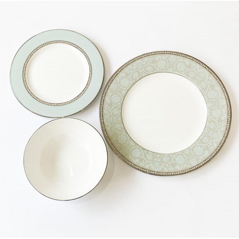 Набор тарелок 3 предмета Westmore от Lenox