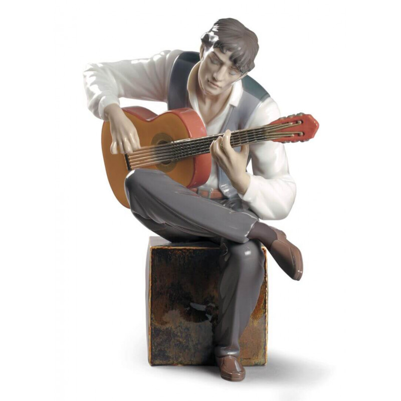 Гитарист Фламенко Lladro