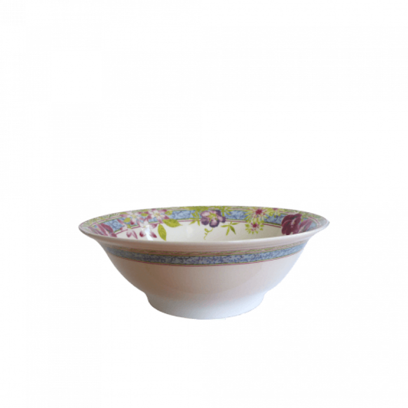 Салатник 22 см Millefleurs от Gien