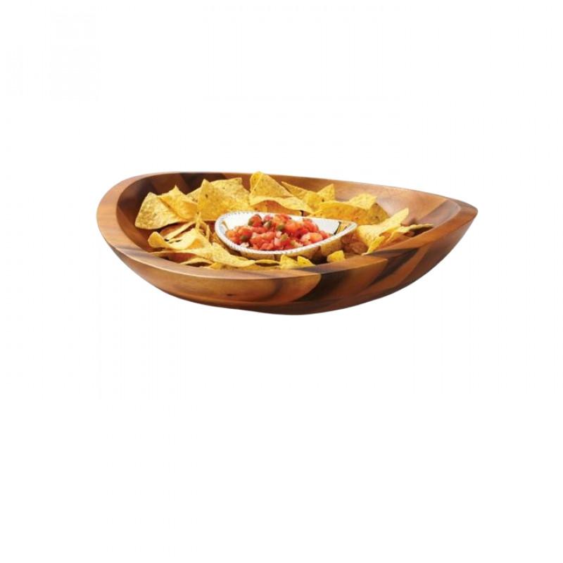 Блюдо для сервировки 42*36*10 см NAMBE 0634
