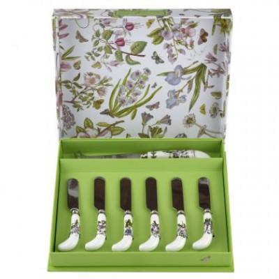 Набор ножей для сыра 7 пр. Botanic Garden от Portmeirion