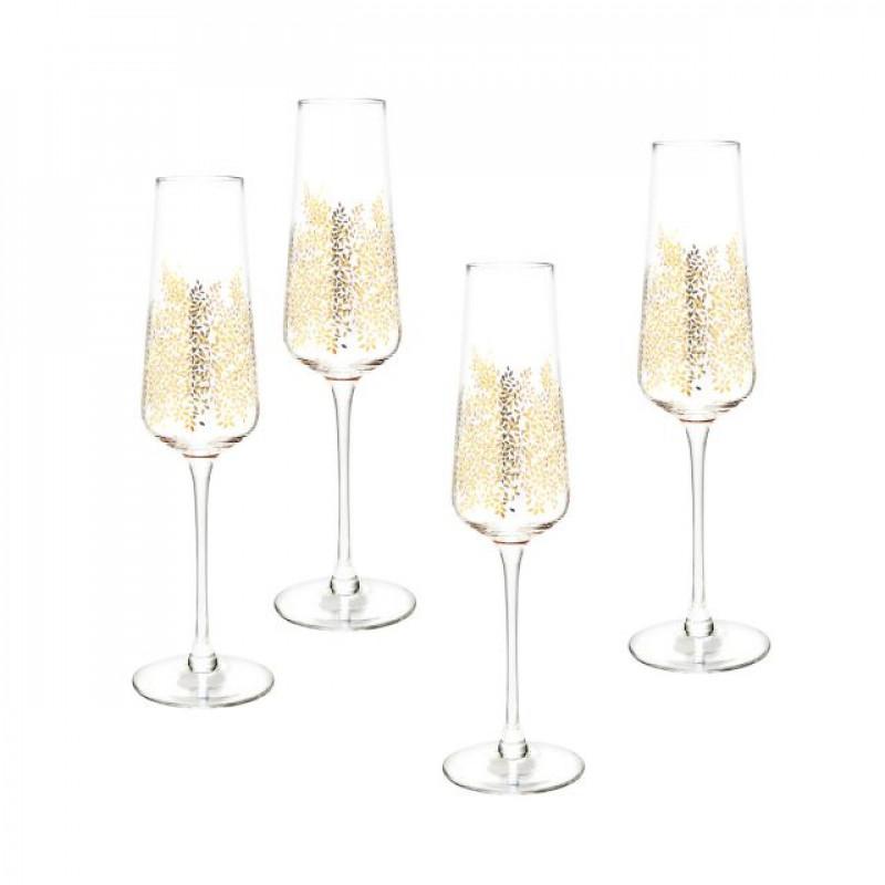 Бокал для шампанского Sara Miller от Portmeirion