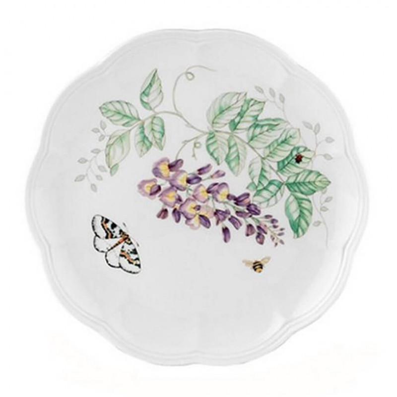 Тарелка 23 см Butterfly Meadow от Lenox