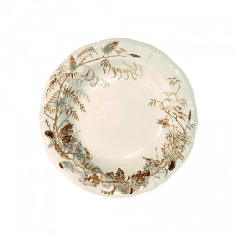 Тарелка глубокая Sologne от Gien